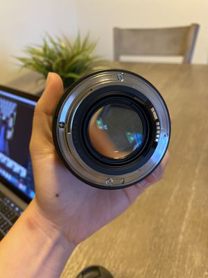 Canon 50mm1.4 for Sale in Bakersfield, CA