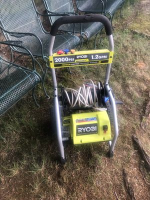 Power washer for Sale in Alexandria, VA