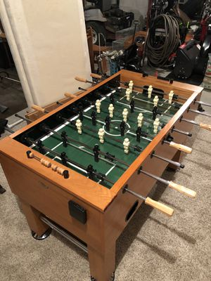 Foosball Table for Sale in Mount Vernon, OH