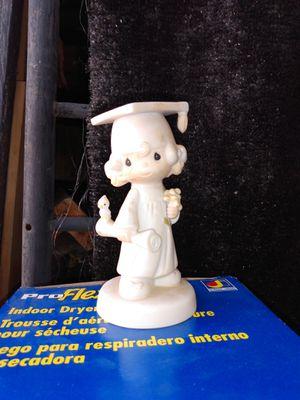 Precious moments perfect gift porcelain graduation figure for Sale in Las Vegas, NV