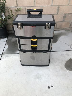 Master Craft tool box for Sale in Hacienda Heights, CA
