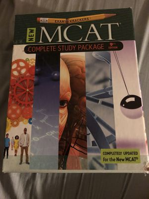MCAT complete study package- Examkrackers for Sale in Rockville, MD