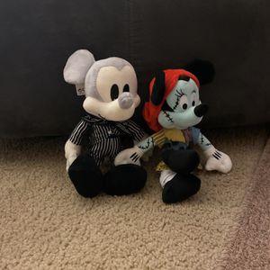 Mickey Plushy Set for Sale in Lynnwood, WA