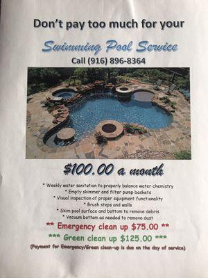 Swimming Pool for Sale in Sacramento, CA