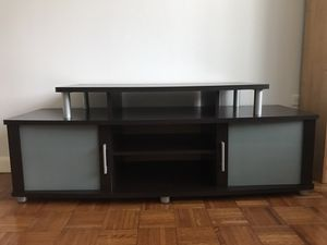South Shore City Life Media TV Stand in Chocolate for Sale in New York, NY
