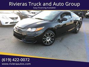 2014 Honda Civic Coupe for Sale in Chula Vista, CA