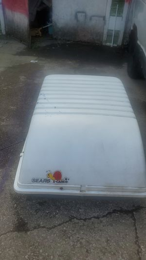 X-cargo rooftop carrier for Sale in Garfield Heights, OH
