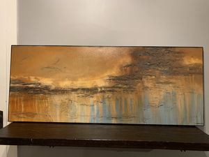 Large Abstract Art Painting for Sale in Chicago, IL