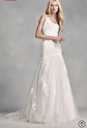 New, Vera Wang wedding dress for Sale in Leesburg, VA