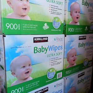 Kirkland Baby Wipes for Sale in Gardena, CA