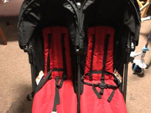 Zobo 2x double stroller for Sale in San Francisco, CA