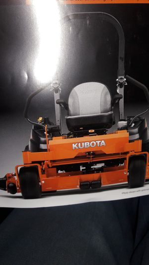 New Kubota X411 zero turn for Sale in Jonesboro, GA