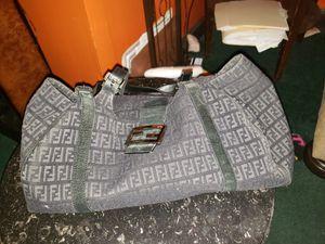 Authentic Fendi suede bag for Sale in Philadelphia, PA