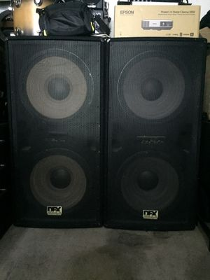 Subwoofers Dual 18' for Sale in Chula Vista, CA
