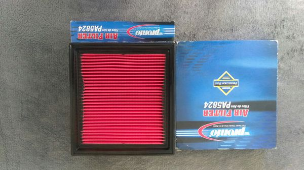 Infinity G35 G37 Nissan 350Z 370Z 6cyl brand new air cleaners