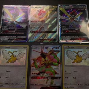 6 Pokemon Card Lot for Sale in Chico, CA