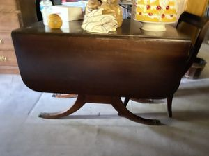 Beautiful Antique Table for Sale in Cypress, TX