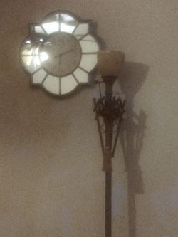 Stained Glass Pole Lamp for Sale in Irving,  TX