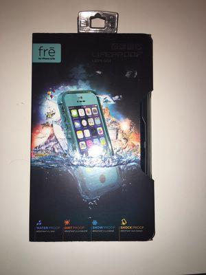 iPhone 5/5s lifeproof phone case for Sale in Visalia, CA