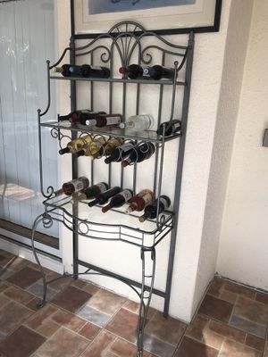 Wine rack for Sale in Cape Coral, FL