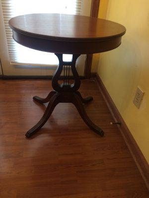 Antique Imperial Harp table for Sale in Orient, OH