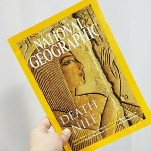 Selections From National Geographic Death On The Nile Magazine for Sale in Redmond, WA