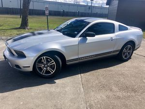 2012 Ford mustangs for Sale in Houston, TX