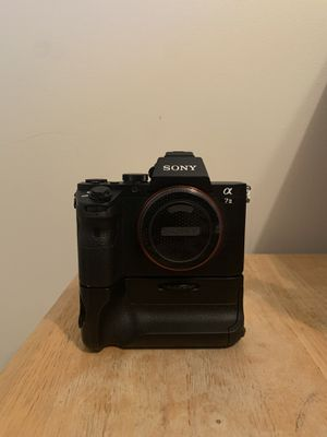 Sony A7ii for Sale in Edgewood, MD