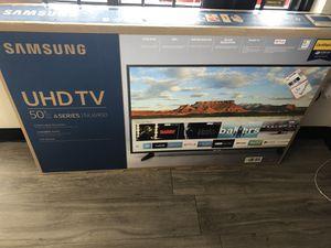 Samsung 6 series 50 inch TV for Sale in Dallas, TX