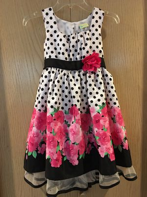 Girl's polka dot spring Easter holiday dress size 6/6x 🌺 for Sale in Lynnwood, WA