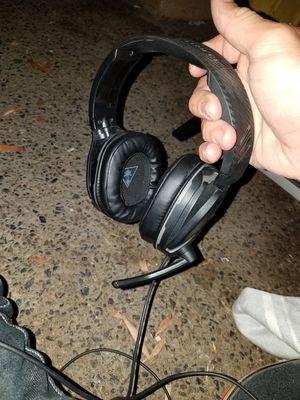 Turtle beach headphones for Sale in Oceanside, CA