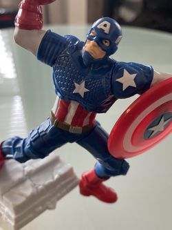 "Marvel Avengers Playmation 4.5"" Captain America Smart Figure Hasbro for Sale in Fayetteville,  NC"