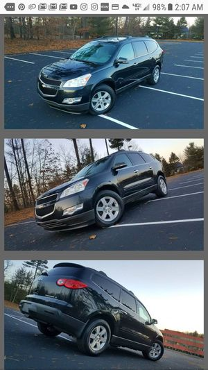 2010 chevy traverse LT AWD for Sale in Acton, MA