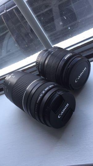 Canon Lenses for Sale in Hayward, CA