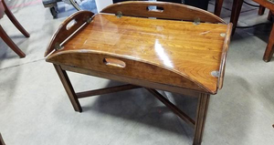 Very Nice Butler Table / Serving Table - Delivery Available for Sale in Tacoma, WA