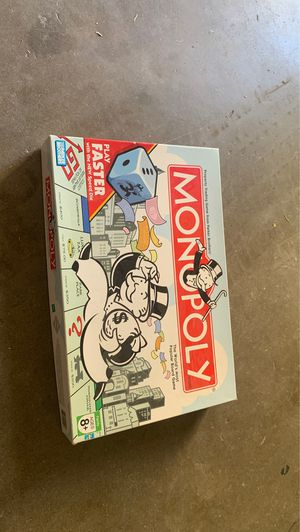 Monopoly board game for Sale in Fair Oaks, CA