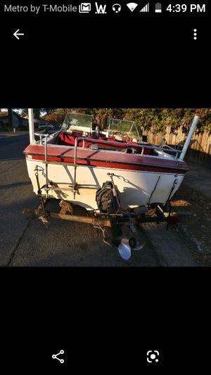 Package deal for a 1999 boat and a 2004 Honda Odyssey $3700 or best offer for Sale in Antioch, CA