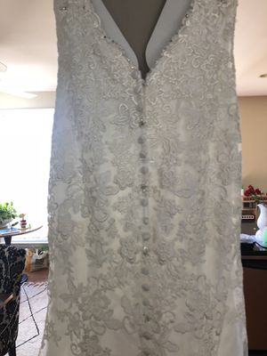 Lace Wedding dress for Sale in Rockville, MD