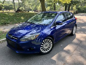 2012 Ford Focus Titanium for Sale in Brooklyn, NY