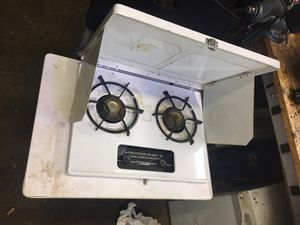 Outdoor stove for Sale in Dacula, GA
