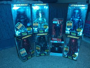 Collectable starwars toys for Sale in Las Vegas, NV