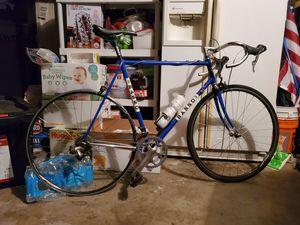 Basso Gap Road Bike Italian Steel for Sale in Fresno, CA