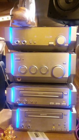 Technics compact stereo for Sale in Los Angeles, CA