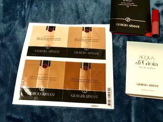 Giorgio Armani travel set for Sale in Seattle,  WA