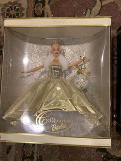 Special Edition 2000 Celebration Barbie for Sale in North Providence,  RI