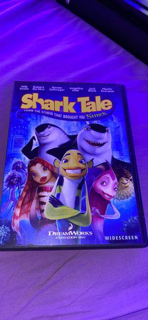Dream works Shark Tail DVD for Sale in Merrick, NY