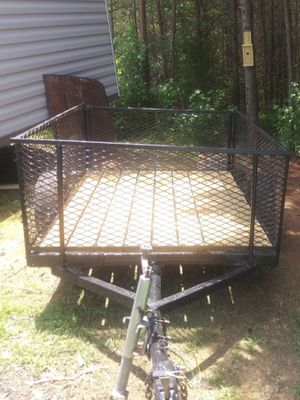 Utility trailer 5x7 for Sale in Durham, NC