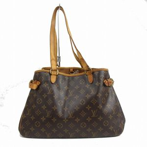 Authentic Louis Vuitton Batignolles Horizontal M51154 Brown Monogram Tote Bag 11307 for Sale in Plano, TX