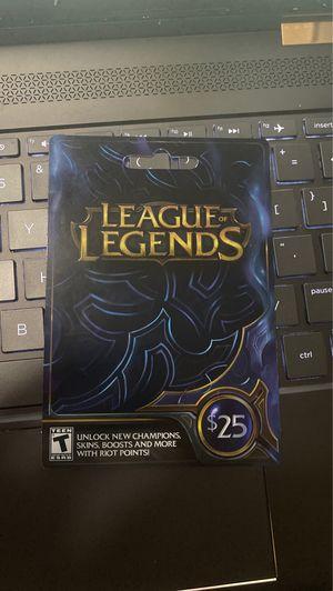League of legends for Sale in Clarksburg, MD