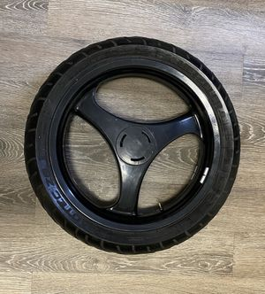 Metzeler Motorcycle Tire with BMW Rim for Sale in Glendale, AZ
